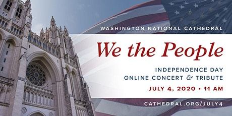 July 4 Online Concert: We The People tickets