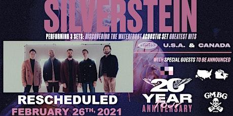 Silverstein: 20 Year Anniversary Tour - NEW DATE tickets