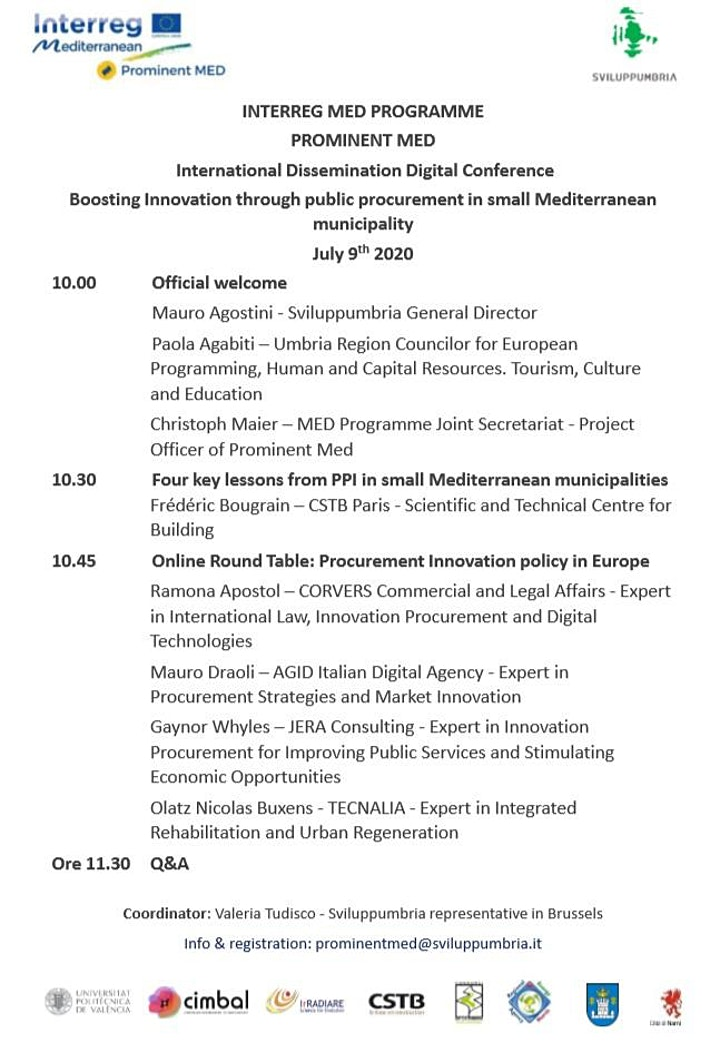 Boosting innovation through P.P. in small Mediterranean municipality image