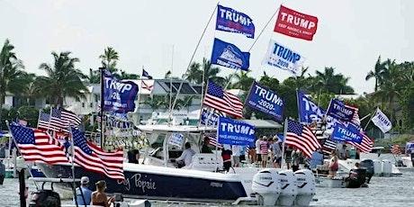 Trump Boat / Jetski Water Parade NYC tickets