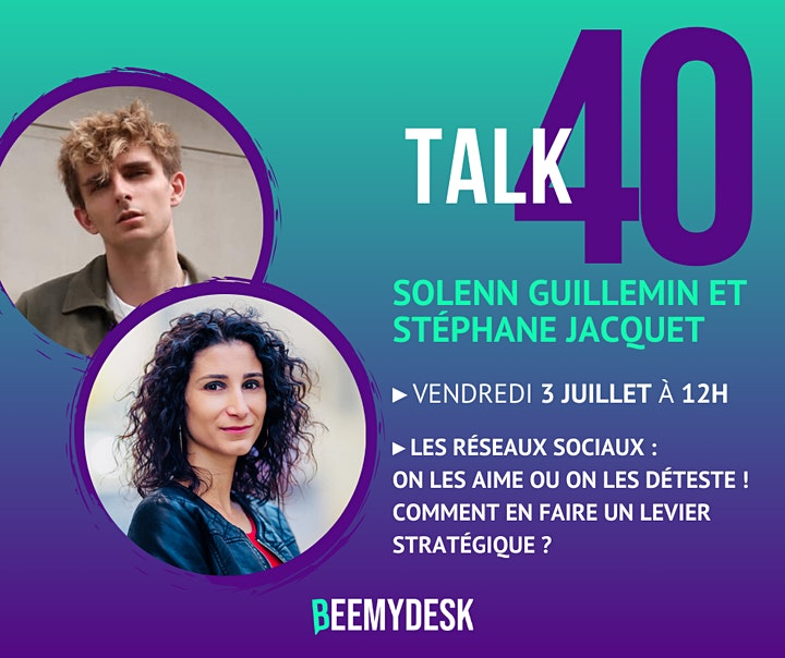 Image pour Les talks par BeeMyDesk
