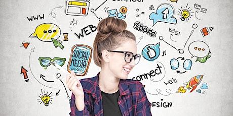 """""""Social Media per Creare la Tua Strategia Online"""" (Online) biglietti"""