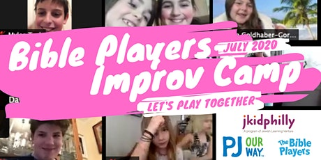 Bible Players Improv Camp tickets