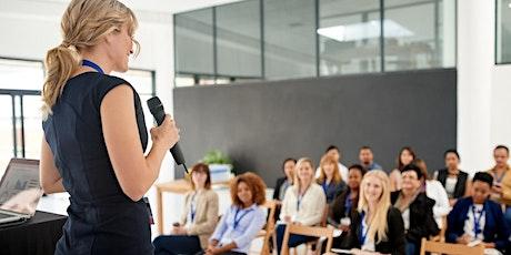 """Public Speaking: Come Gestire le Emozioni di Fronte al Pubblico"""" (Online) biglietti"""