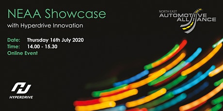 NEAA Showcase with Hyperdrive Innovation tickets