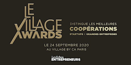 Cérémonie des Village Awards 2020 tickets