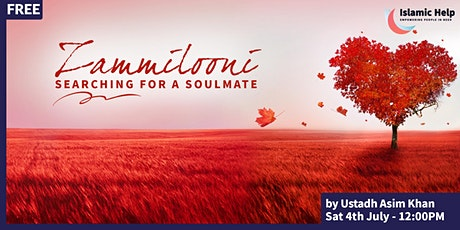 Zammilooni - Searching For A Soulmate tickets