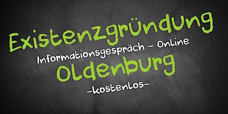 Existenzgründung Online kostenfrei - Infos - AVGS Oldenburg Tickets