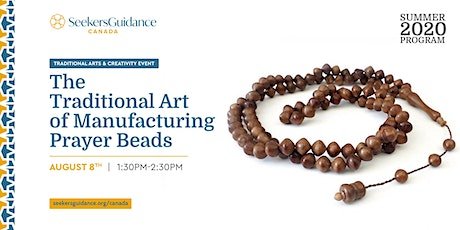 The Traditional Art of Manufacturing Prayer Beads tickets