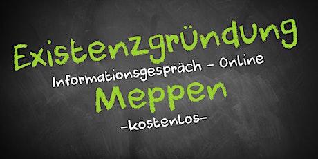 Existenzgründung Online kostenfrei - Infos - AVGS Meppen Tickets
