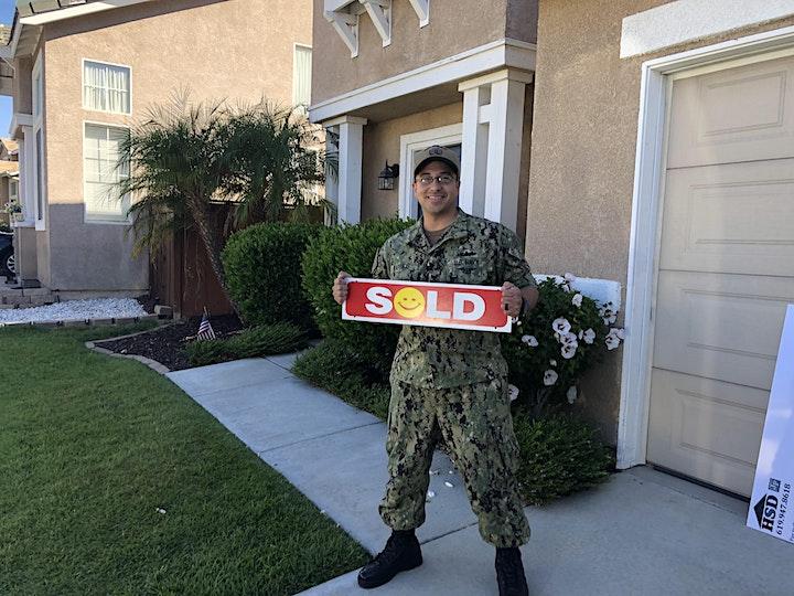 San Diego Military & Veterans VA Homebuyer Webinar image
