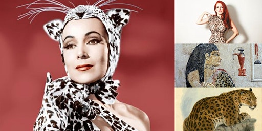 Leopard Print: History's Fiercest Fashion Statement' Webinar