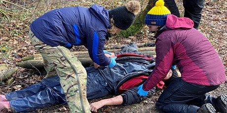 16 Hour Outdoor First Aid Course - Dartmoor tickets