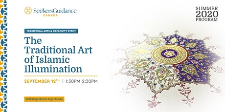 The Traditional Art of Islamic Illumination tickets