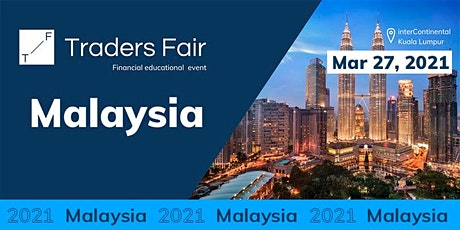 Traders Fair 2021 - Malaysia (Financial Education Event) tickets