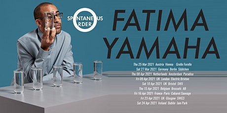 Fatima Yamaha Live | Grelle Forelle Tickets