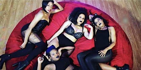 Back to Black Burlesque Birthday Bash! (Virtual!) tickets