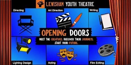 Opening Doors (Online Q&A) tickets