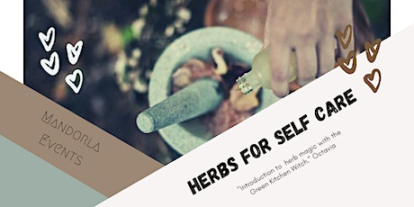 Herbs for Self Care tickets