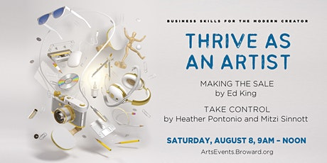 Business Skills for the Modern Creator: Thrive as an Artist (Session 5) tickets