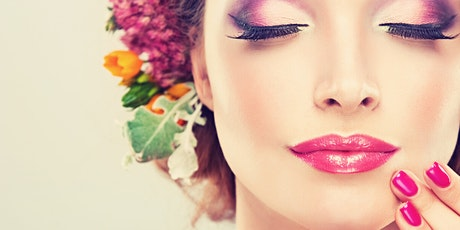 Free Online Beauty and Makeup Workshop - for Parents living in Croydon Tickets