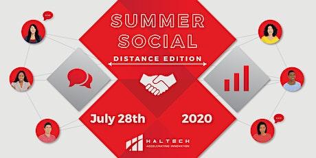 Summer Social - Distance Edition tickets