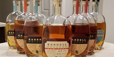 Barrell Bourbon Virtual Tasting tickets