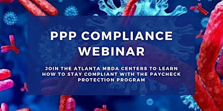 PPP Compliance Webinar tickets