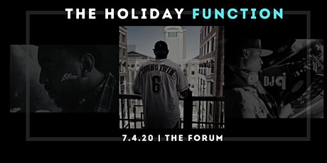 THE HOLIDAY FUNCTION + YOUNGTWIN'S Birthday Bash Ft. iBREASE x DJ IQ tickets