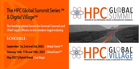 HPC Global Summit tickets