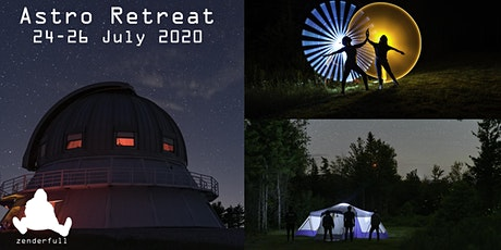 Astro Retreat Weekend billets
