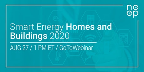 Smart Energy Homes and Buildings 2020 tickets