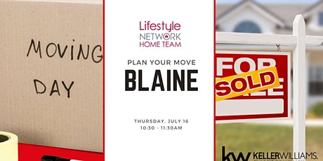 Plan Your Move Blaine tickets