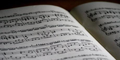 Capire la musica, professore Roberto Ravaioli biglietti
