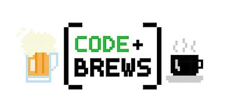 CODE + BREWS Virtual: Third Saturday tickets