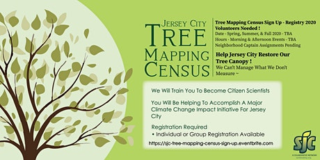WebEx Training - SJC Citizen Science Tree Mapping Program tickets