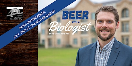 Beer with a Biologist- Bahia Grande Series (2) tickets