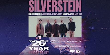 Silverstein: 20 Year Anniversary Tour - RESCHEDULED FROM 4.7.20 tickets