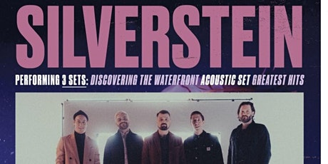 SILVERSTEIN - 20TH ANNIVERSARY TOUR tickets