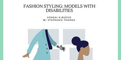 Insta Live: Fashion Styling: Models with Disabilities tickets