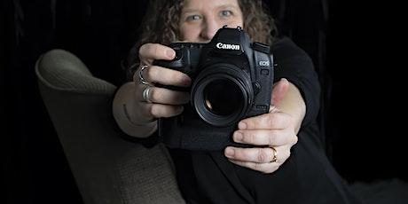 Basic Digital Photography Class tickets