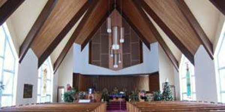 Paulin Memorial Presbyterian In-Person Church Service tickets
