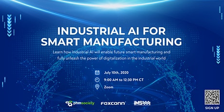 Industrial AI for Smart Manufacturing tickets