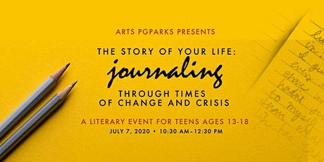 The Story of Your Life: Journaling through Times of Change and Crisis tickets