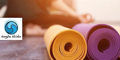 Outdoor Yoga with Sangha Studio tickets