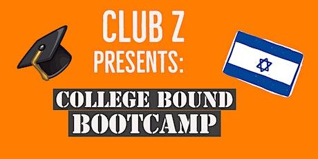 Club Z Summer Bootcamp 2020 tickets