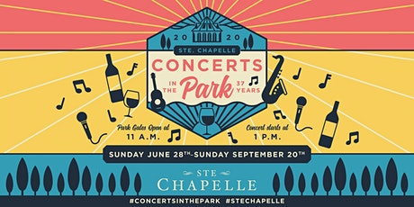 Concerts In The Park at Ste. Chapelle tickets