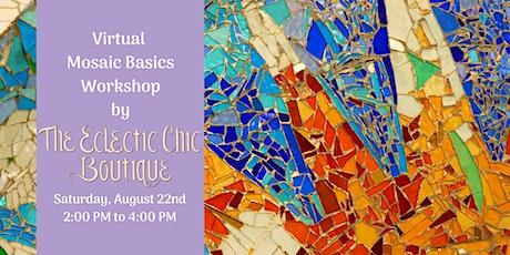 Virtual Mosaic Basics Workshop tickets