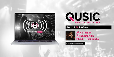 QUSIC - Matthew Presidente tickets
