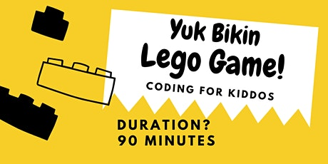 Yuk Bikin Lego Game!  tickets